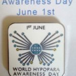 World Hypo Day Badge B